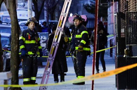 Incendio en Nueva York deja 12 muertos; fue causado por un pequeño de 3 años | El Imparcial de Oaxaca