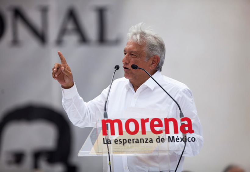 Gran rival de AMLO en 2018 será 'él mismo y sus ocurrencias': PRI | El Imparcial de Oaxaca
