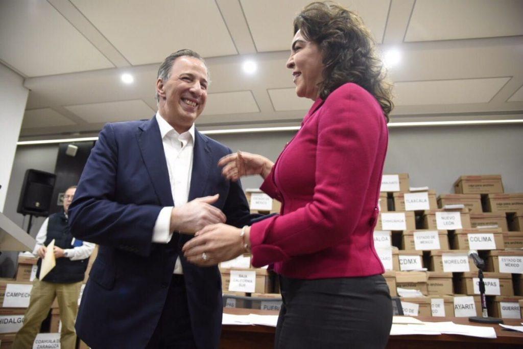 Ivonne Ortega declina aspiraciones presidenciales a favor de Meade | El Imparcial de Oaxaca