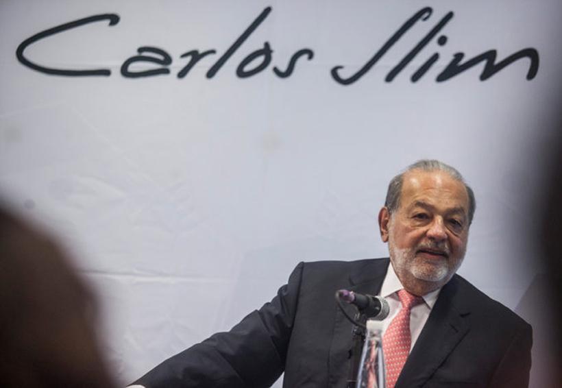 Carlos Slim cae en el ranking de los millonarios | El Imparcial de Oaxaca