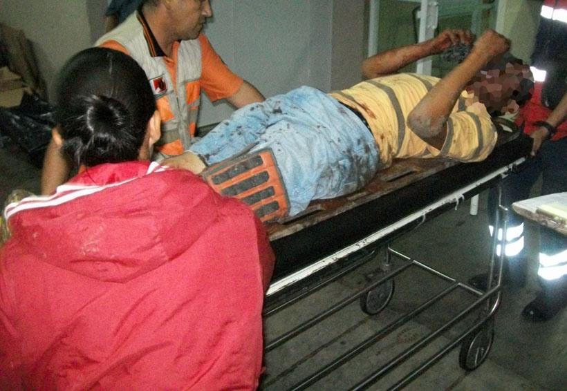 Asaltantes balean a adolescente por oponerse a entregar su celular | El Imparcial de Oaxaca