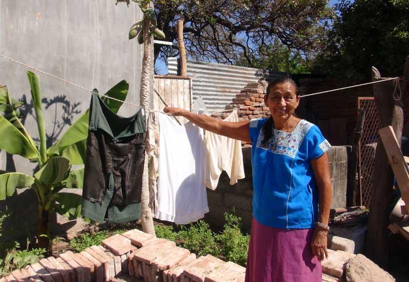 Año nuevo sin hogar  para miles de damnificados de Juchitán, Oaxaca