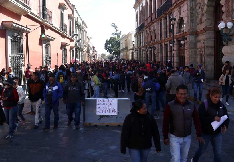 Por hechos en Nochixtlán, protesta Covic contra la CNDH   El Imparcial de Oaxaca