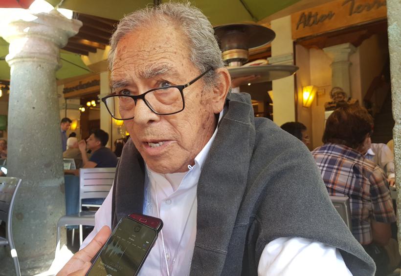 Partidos van matando a pausas al pobre: Lona | El Imparcial de Oaxaca
