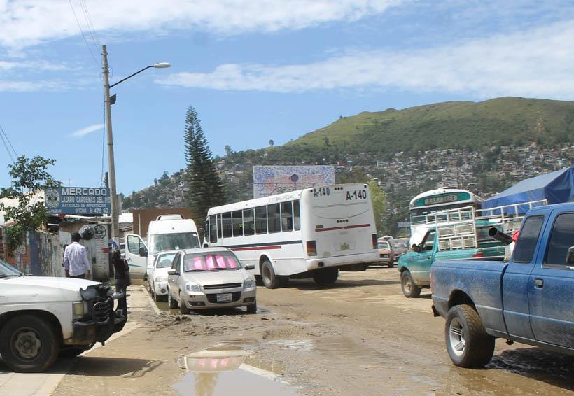 Abandonan autoridades de Oaxaca  vialidades importantes | El Imparcial de Oaxaca