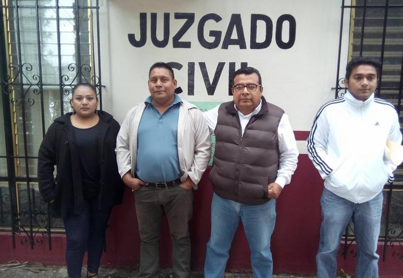 Abogados del Istmo cierran Juzgado Civil | El Imparcial de Oaxaca