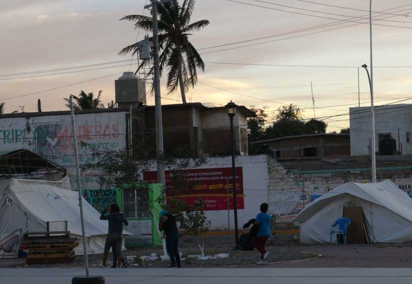 Ahora es el viento la pesadilla de damnificados de Juchitán, Oaxaca | El Imparcial de Oaxaca