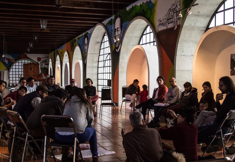 Arte y comunalidad por la colaboración
