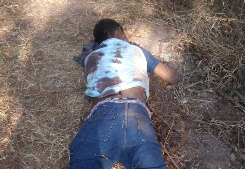 Asesinan a taxista de  la API en Huajuapan de León, Oaxaca