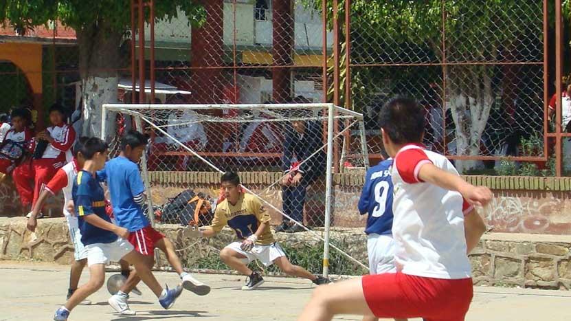 El Barrio prepara  1er. Torneo varonil | El Imparcial de Oaxaca