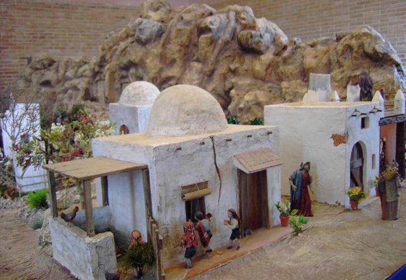 Buscan preservar la cultura y  tradición de los nacimientos en la Mixteca de Oaxaca