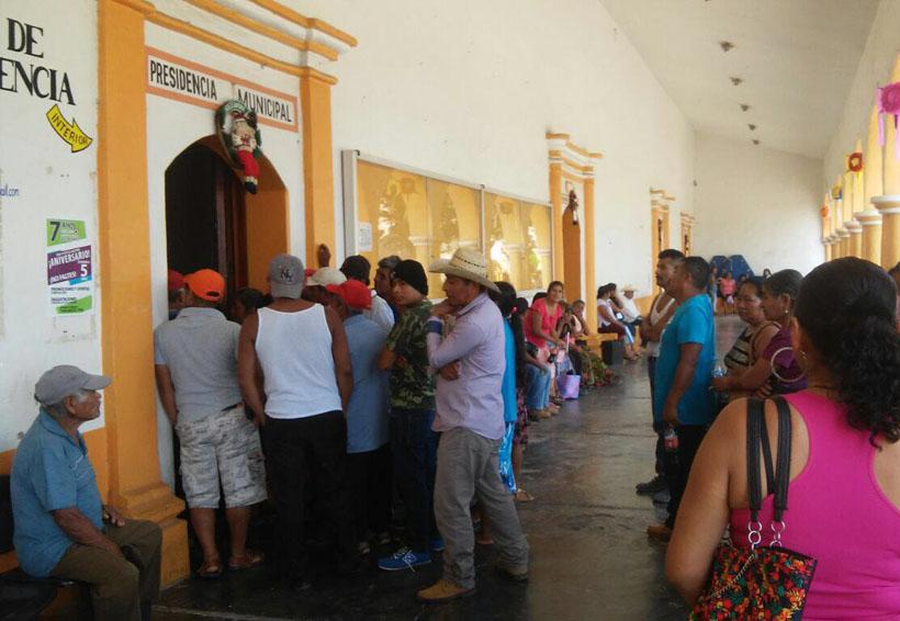 Campesinos acusan desatención del alcalde de San Juan Guichicovi, Oaxaca | El Imparcial de Oaxaca