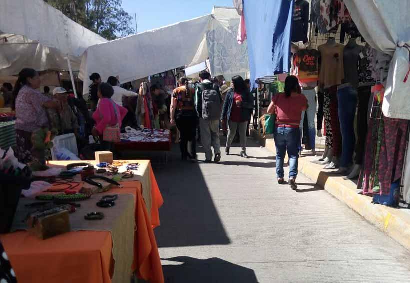Comerciantes de Oaxaca reportan buenas ventas | El Imparcial de Oaxaca
