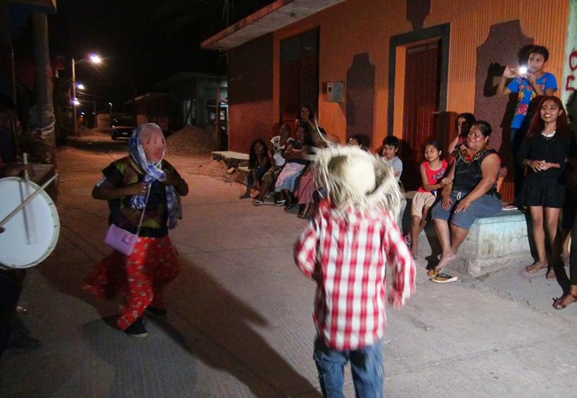 Con alegría en Juchitán despiden el año del temblor
