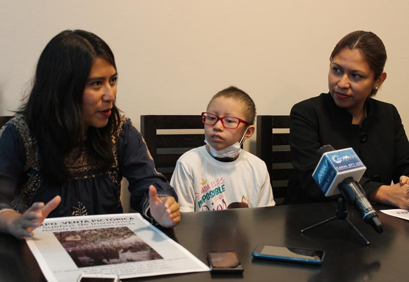 Con arte, apoyarán a niña que padece leucemia