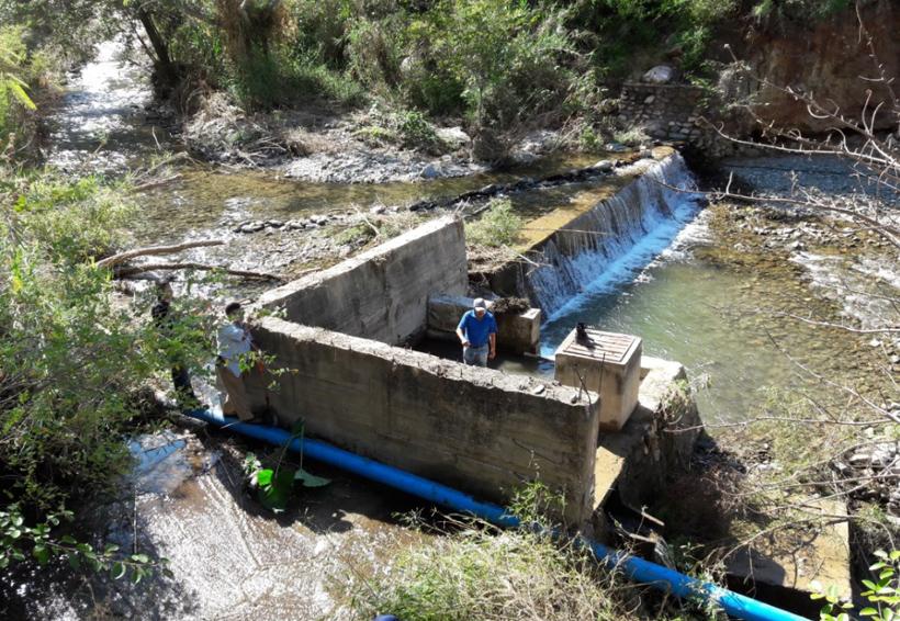Concluye trabajos en red  de agua en San Juan Bautista Cuicatlán, Oaxaca | El Imparcial de Oaxaca