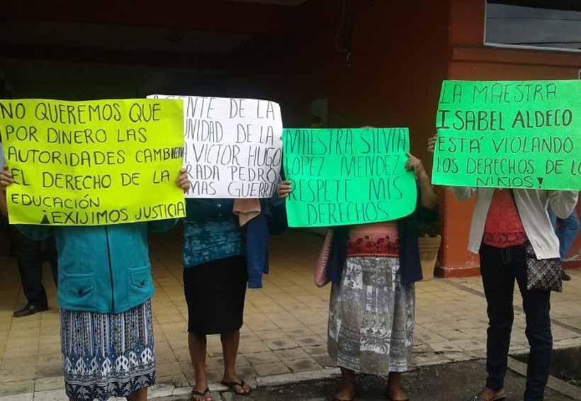 Continúa en Tuxtepec la negociación por conflicto entre magisterios | El Imparcial de Oaxaca