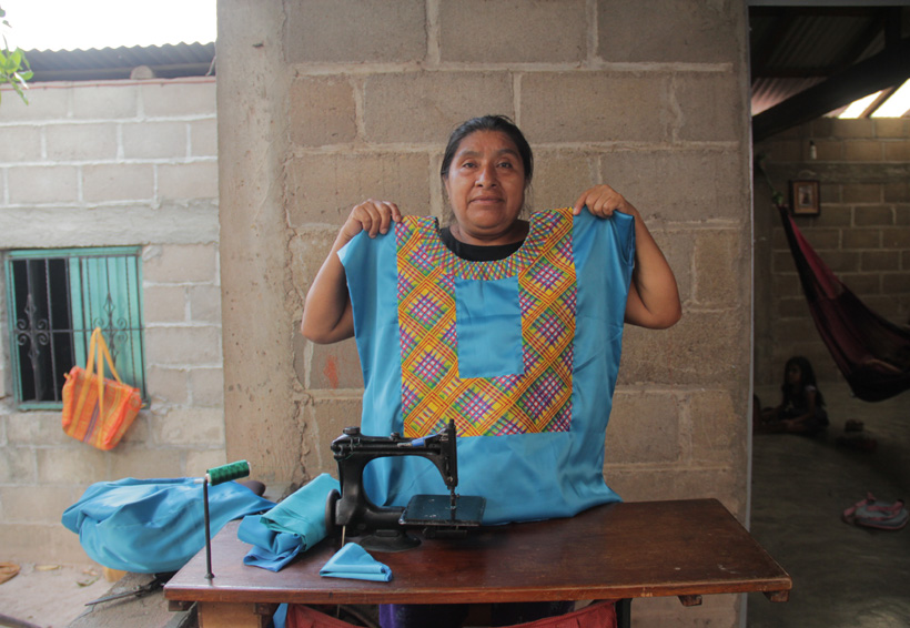 Costurar en Guichicovi, Oaxaca: tradición y resistencia