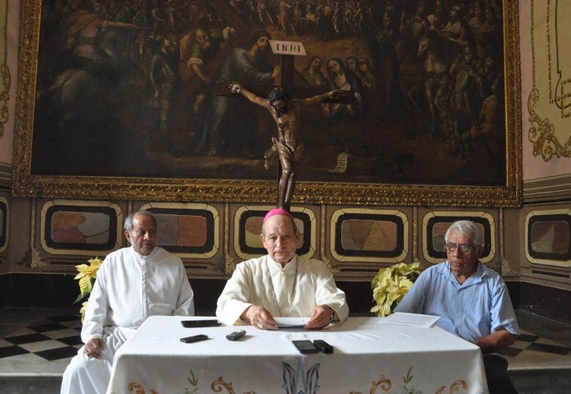 Pide arzobispo de Oaxaca, agilizar la ayuda   El Imparcial de Oaxaca
