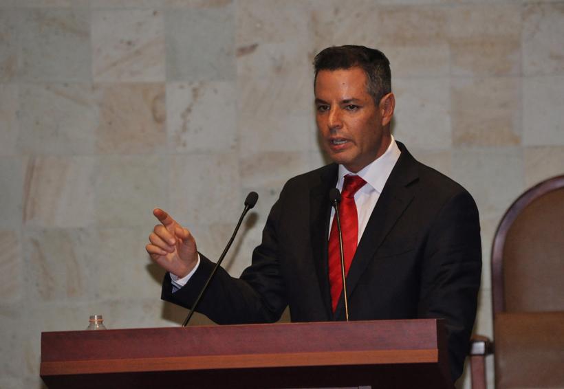 Respalda Murat aprobación de la Ley de Seguridad Interior | El Imparcial de Oaxaca