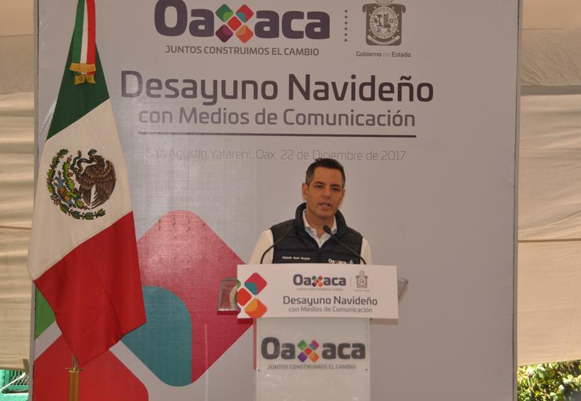 Reconocen labor de comunicadores de Oaxaca