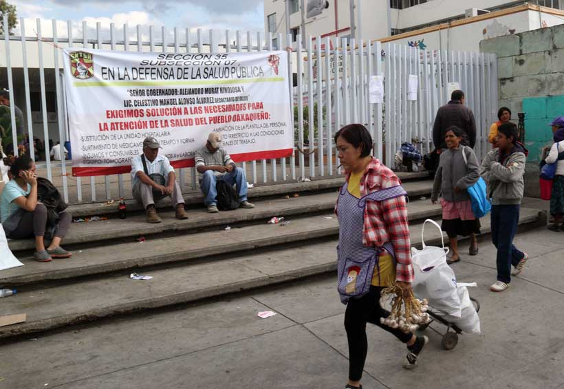 Rebasados los Servicios de Salud de Oaxaca: CEAMO   El Imparcial de Oaxaca