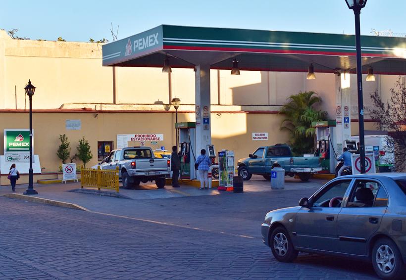 Con leves incrementos precios de las gasolinas en Oaxaca | El Imparcial de Oaxaca