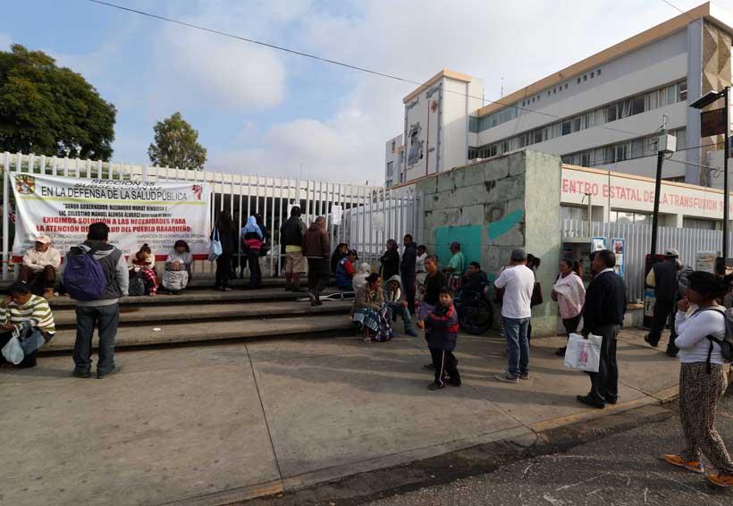 Designan a encargado en el Hospital Civil de Oaxaca | El Imparcial de Oaxaca