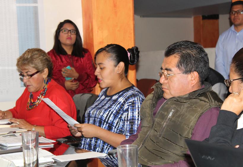 Piden cesar a personal de  Contraloría en Huajuapan de León, Oaxaca