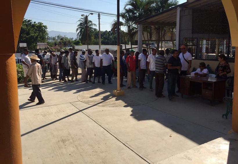 Eligen a nuevo agente  municipal de Collantes, Oaxaca
