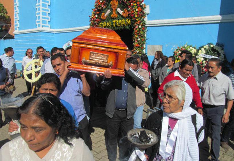 En Huautla despiden  al cura Morelos | El Imparcial de Oaxaca