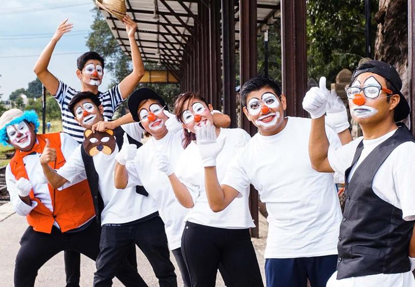 En Oaxaca personas con discapacidad incursionan en el teatro