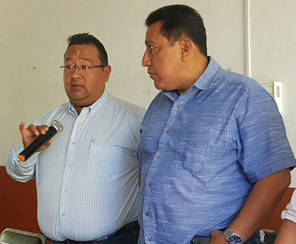 En Ciudad Ixtepec maestros  rechazan plan emergente