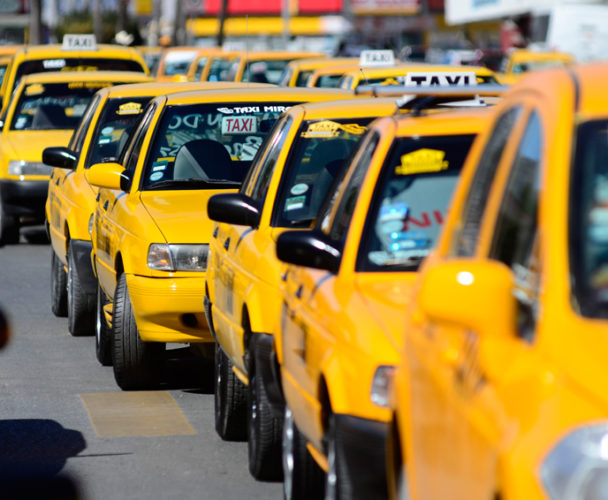 Exigen taxistas de Tuxtepec estudio de  factibilidad