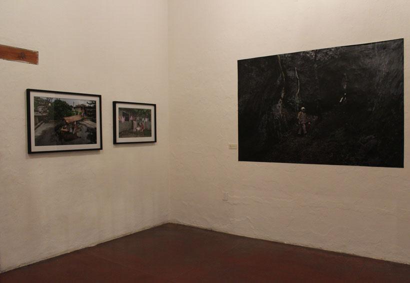 Fotografías de Baldomero Robles recrean la migración