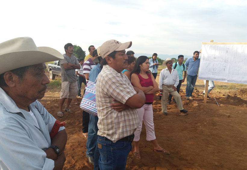 Fraccionadores inconformes con  obra de agua potable de Santa María Colotepec, Oaxaca | El Imparcial de Oaxaca
