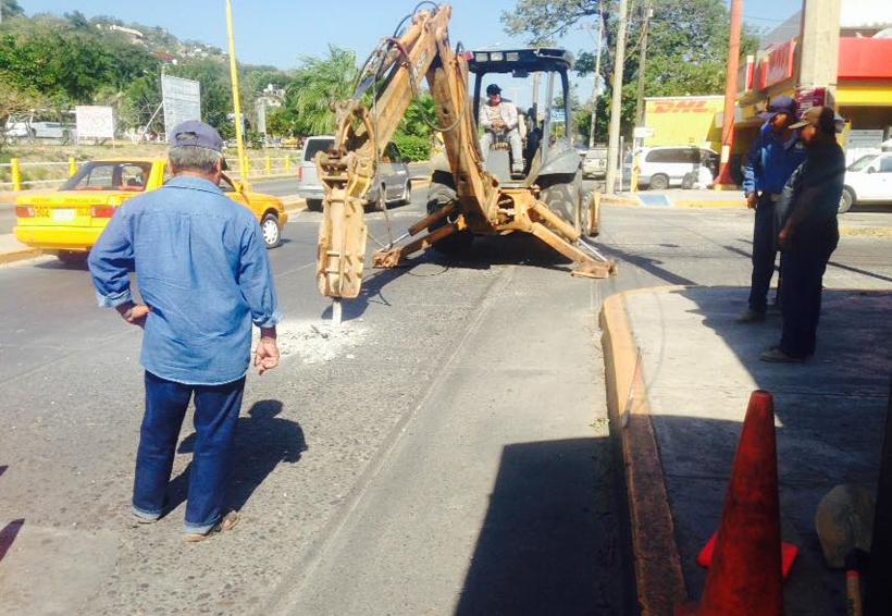 Fugas de agua en Salina Cruz, dolor de cabeza del SAP | El Imparcial de Oaxaca