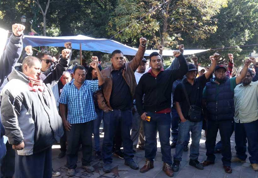 Ambulantes en Oaxaca, piden su vendimia | El Imparcial de Oaxaca