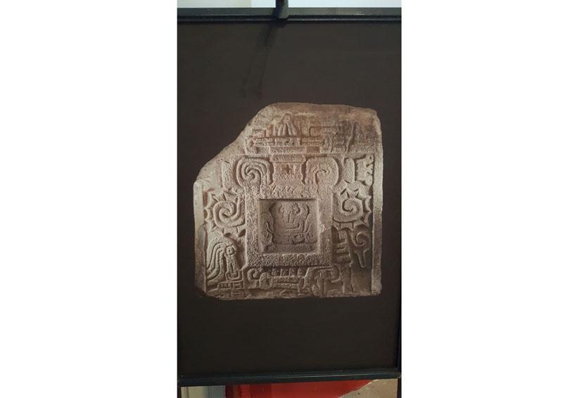 Identifican piedra mitológica de la Cultura Ñuiñe