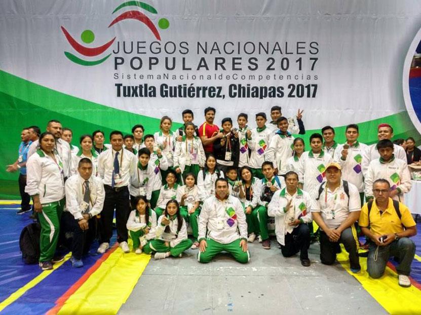 Cargados de medallas | El Imparcial de Oaxaca