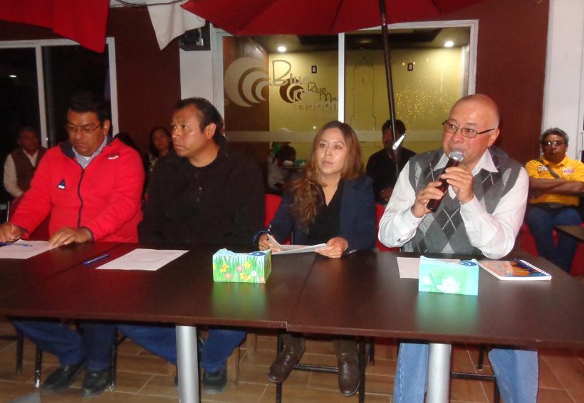 Lanzan Primer disco de la banda sinfónica de Tlaxiaco, Oaxaca