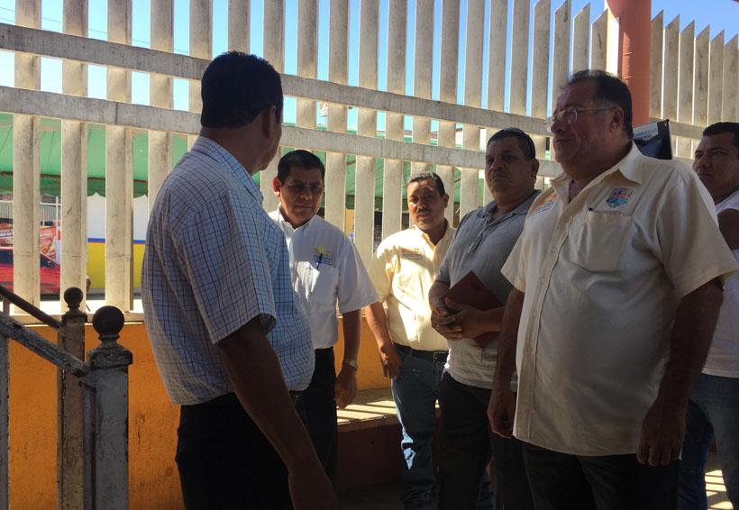 Liberan central camionera de  servicio mixto de Pinotepa Nacional, Oaxaca