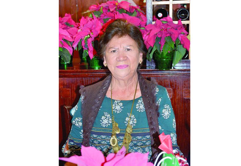 ¡Feliz cumpleaños María Luvia!