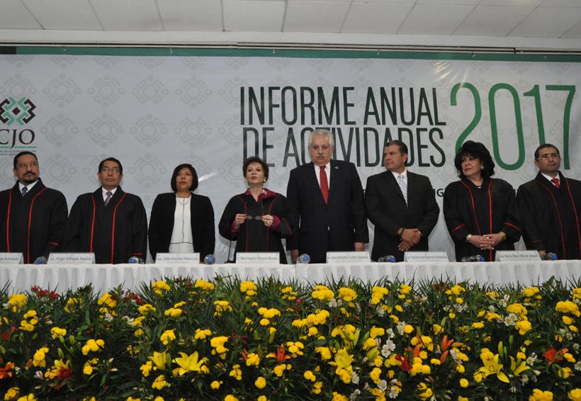 Llama Villanueva Abraján a combatir corrupción con ley en Oaxaca | El Imparcial de Oaxaca