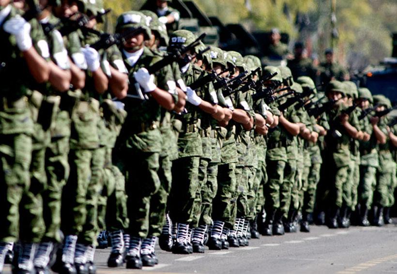 Detenciones militares y espionaje, lo que está en juego con la Ley de Seguridad Interior | El Imparcial de Oaxaca