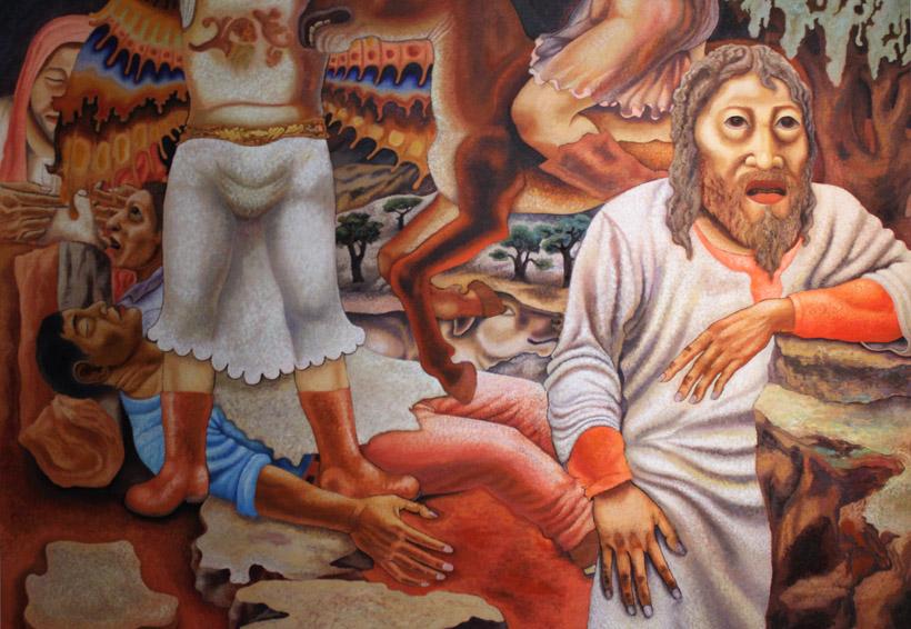 """Muestra Filemón Santiago """"El camino recorrido"""""""