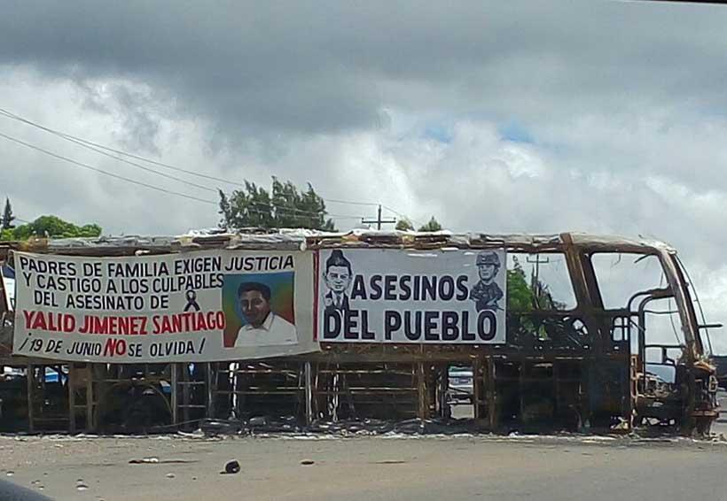Primera denuncia formal ante PGR por Nochixtlán en Oaxaca | El Imparcial de Oaxaca