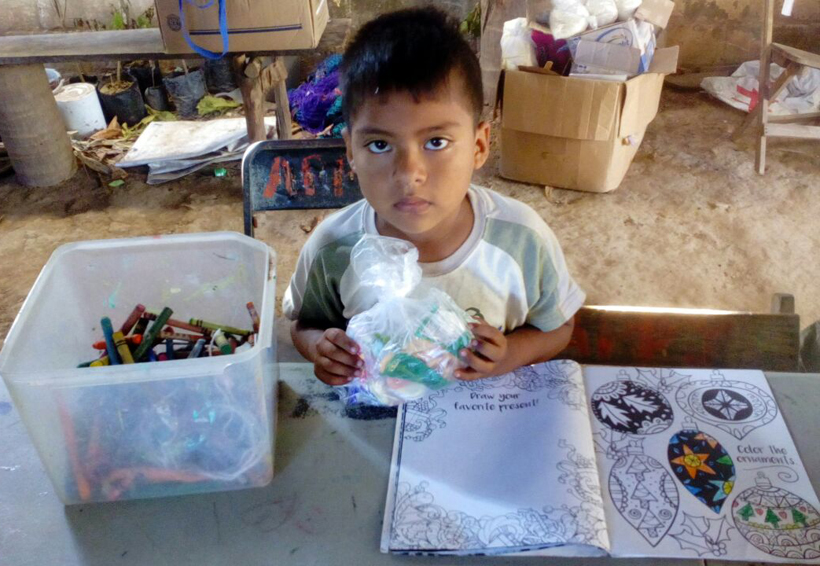 Niños del Istmo encuentran en  radio comunitaria un  espacio para recrearse | El Imparcial de Oaxaca
