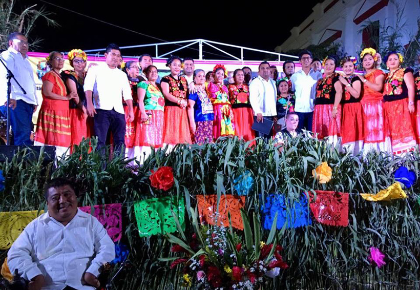 No comprueba DIF de  Juchitán gasto histórico