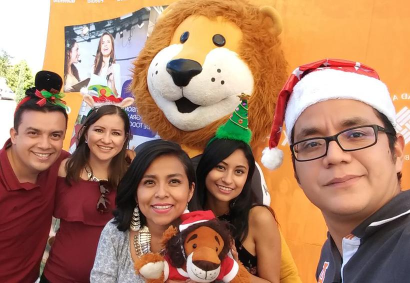 La Universidad Anáhuac Oaxaca  despide el año